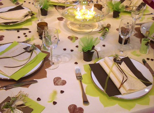 décoration de table willgottheim #2